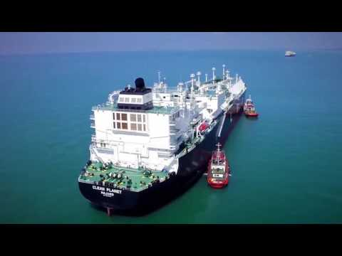 Ship-to-ship Transfer Expertise of Oil and Gas Products