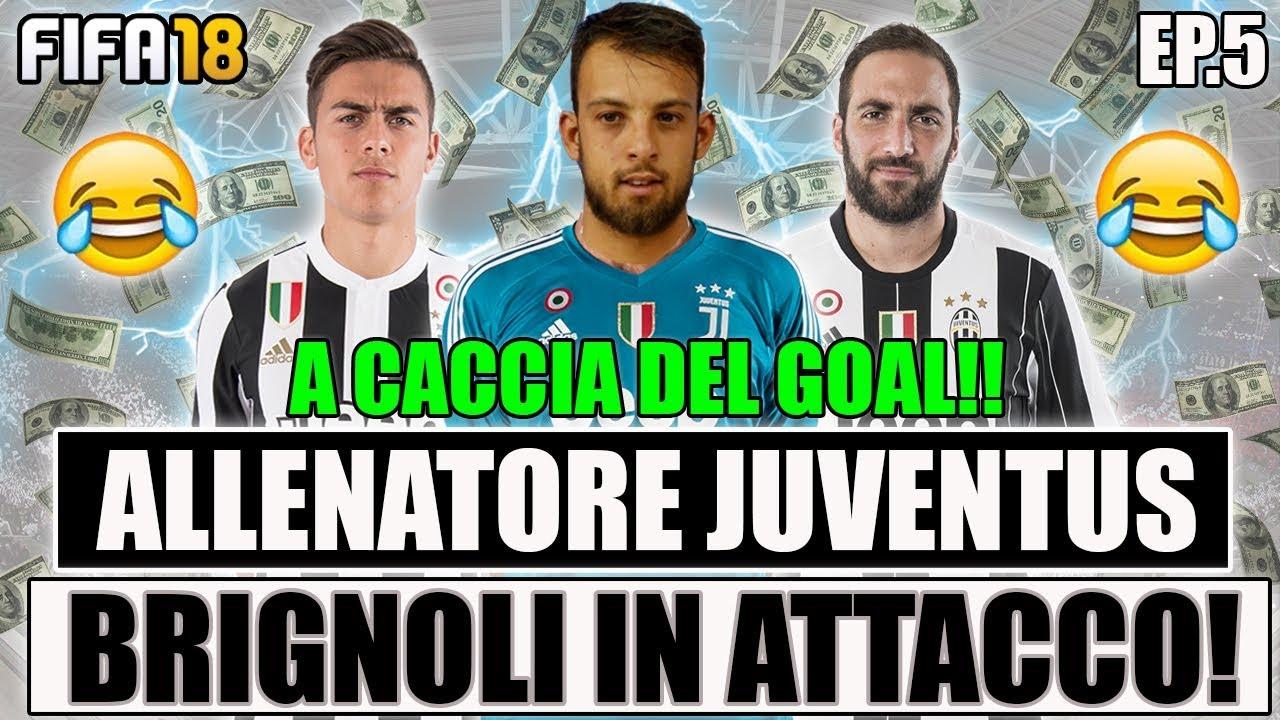 Brignoli In Attacco A Caccia Del Goal Impossibile Fifa