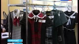 Оригинальные платья для школьниц разработали местные модельеры