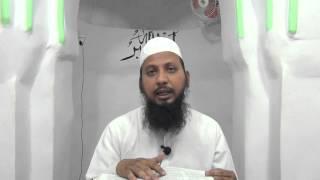 Huzoor Alaihissalam Ke Sare Mubarak Ke Baal Kaise Thea?? By Mufti Ameenuddin