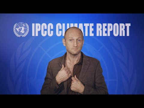 IPCC – Baba Brinkman Music Video