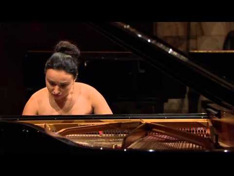 Dinara Klinton – Etude in A minor Op. 10 No. 2 (first stage)