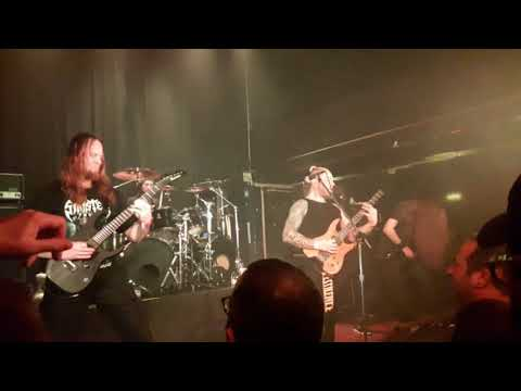 Pestilence - Land of Tears - Rca Club Lisboa Portugal 2018