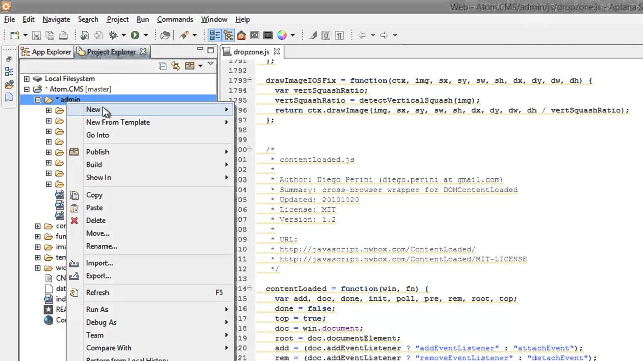 Developing a Dynamic Website 2014 - Part 73 - Adding Dropzone js For Image  Uploading