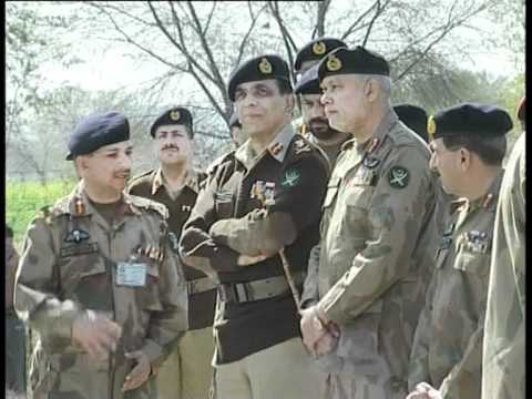Pakistan Chief of Army Staff's visit to the Unmanned Aerial Vehicle (UAV) Complex