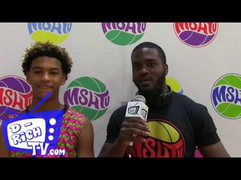 Skyy Clark - MSHTV Camp 2016 Interview