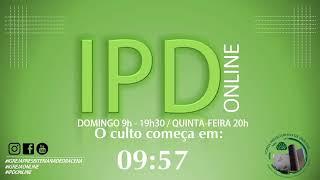 Escola Dominical - 05/07/2020 - Pergunta 194 CMW - Rev. Anatote Lopes da Silva