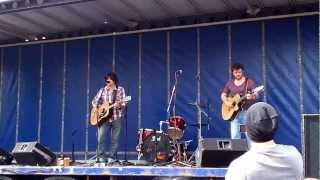 Keir Smith + Chris Helme - Love is the law @ titcp 2012