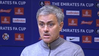 Jose Mourinho Full Pre-Match Press Conference - Manchester United V Hull - EFL Cup