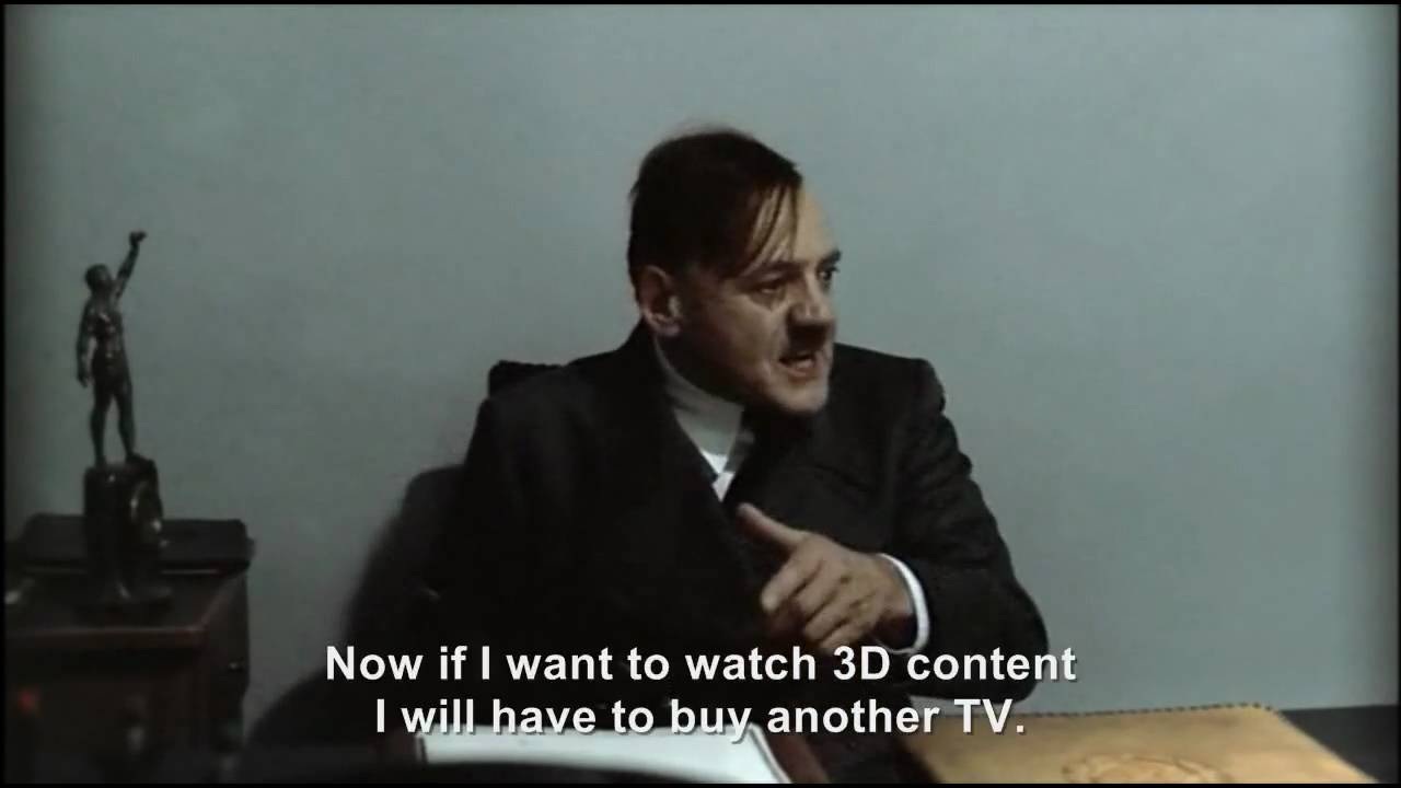 Hitler Reviews: 3DTV