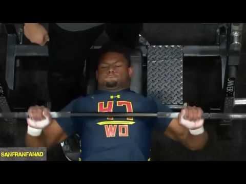 JuJu Smith-Schuster | 2017 NFL Combine 40 Yard Dash & All Drills | NFL Highlights HD