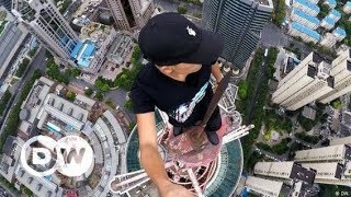 Rooftopping – climbing high in Shanghai | DW Documentary