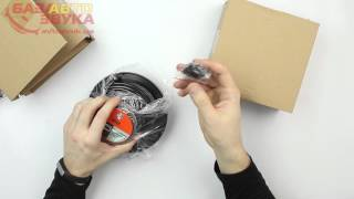 Автоакустика Mystery MJ-530 3-смугова коаксіальна АС