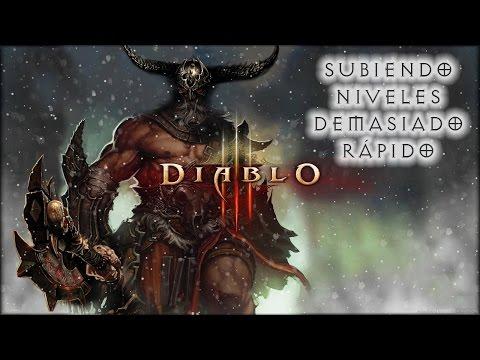 Diablo III RoS | Como subir del 1 al 70 rápido y sin ayuda (Más que la nuestra con otro pj lv 70)