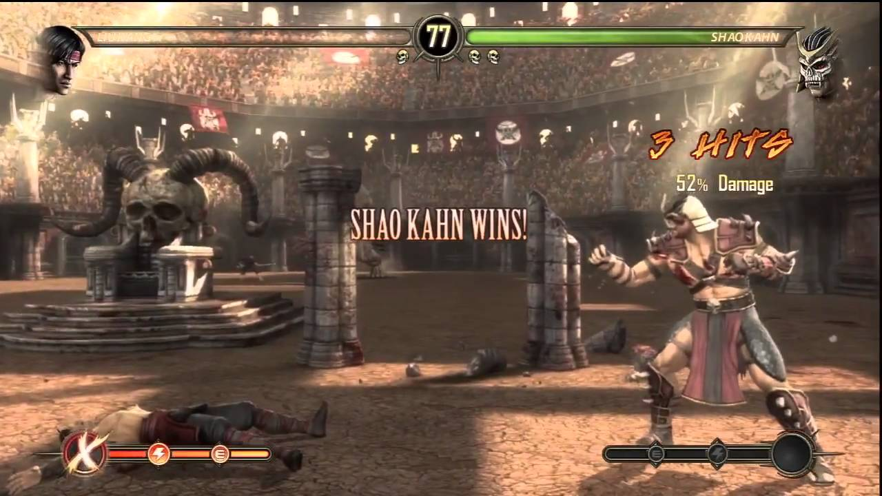 How to Beat the Mortal Kombat vs. DC Universe Story Modes