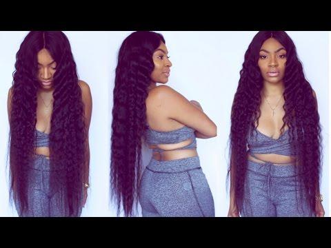 Nicki Minaj Baby SISTER BUNDLES !!!! | HONEY THIS HAIR IS PAST MY BOOTY!