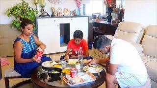 My Full Saturday Vlog || Saturday Special Lunch || Fun with Oscar || शनिवार का स्पेशल लंच Video