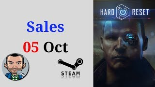 Steam Sales 05th Oct | Low Budget Gaming