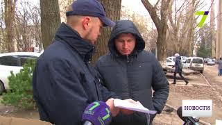 Легальная ёлка в Одессе: полиция провела рейд по торговцам(, 2017-12-20T17:43:44.000Z)