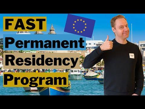 The most attractive Permanent Residency in EU (Schengen Zone