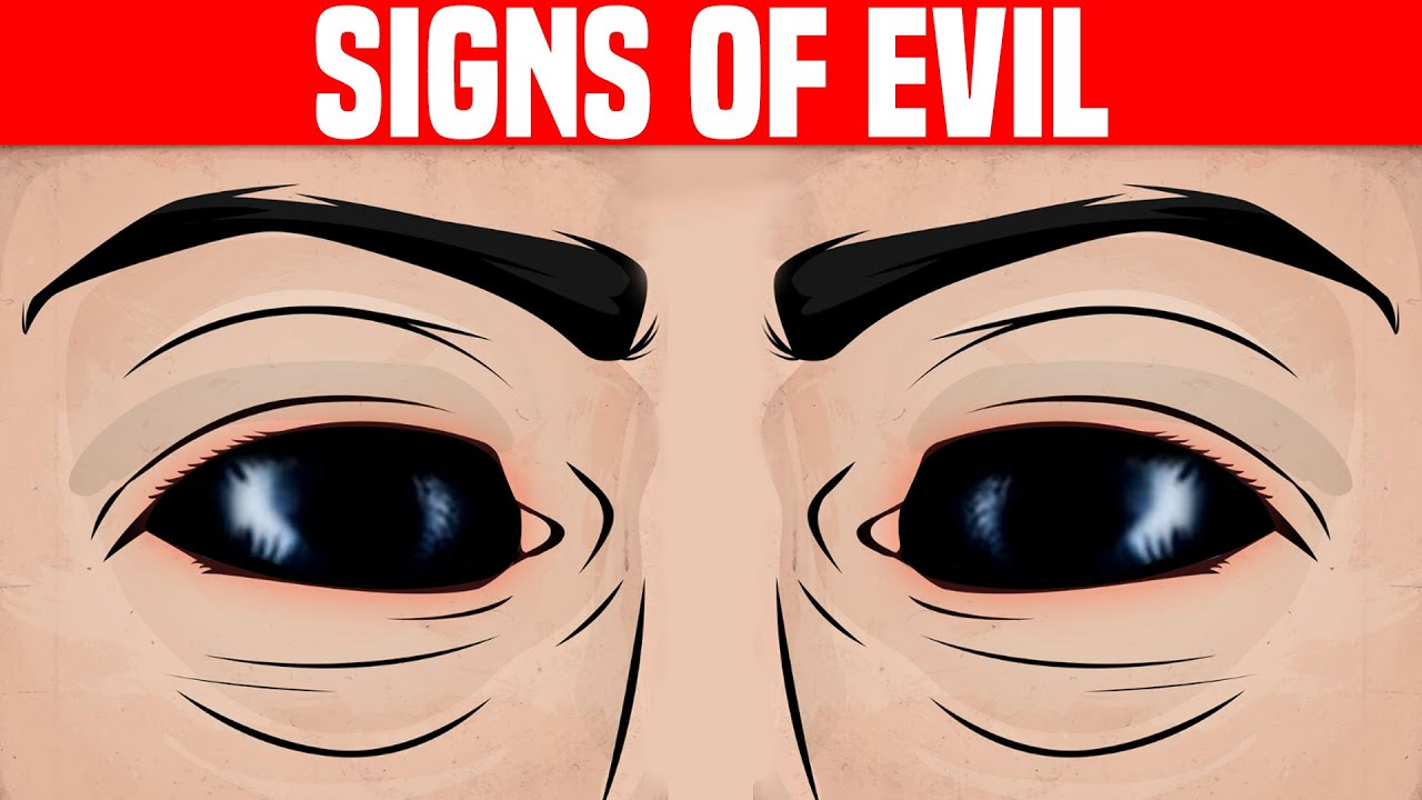 Download 7 Signs You're Dealing With an Evil Person