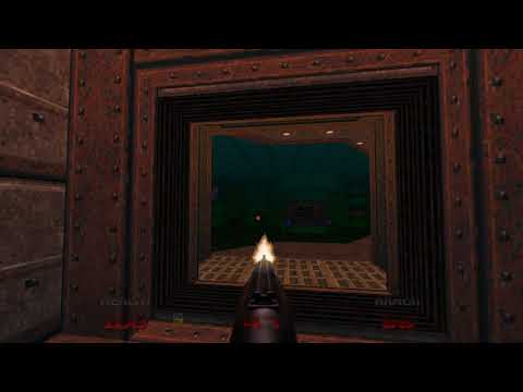 Z0k's Episode 1 Map 05 on Doom 64 EX with Morph Sound 64 |