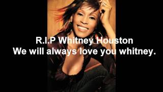 Alvin and The Chipmunks - I Will always love You  by Whitney Houston