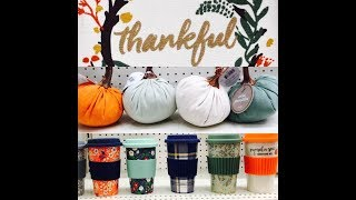 Browse with me TARGET DOLLAR SPOT Autumn Fall Decor DPCI Included