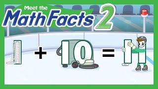 Meet the Math Facts Level 2 - 1+10=11