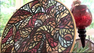 Creating the Mosaic and Stained Glass Look - Ep5 part5