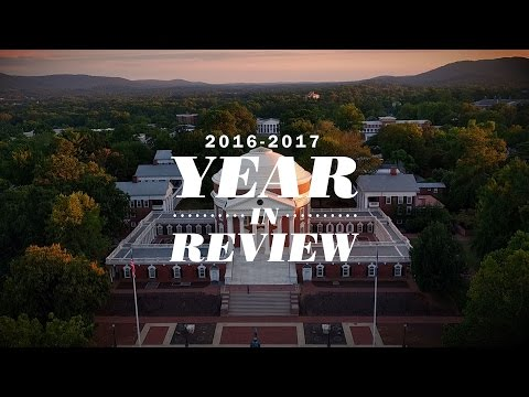 UVA's 2016-17 Year-in-Review