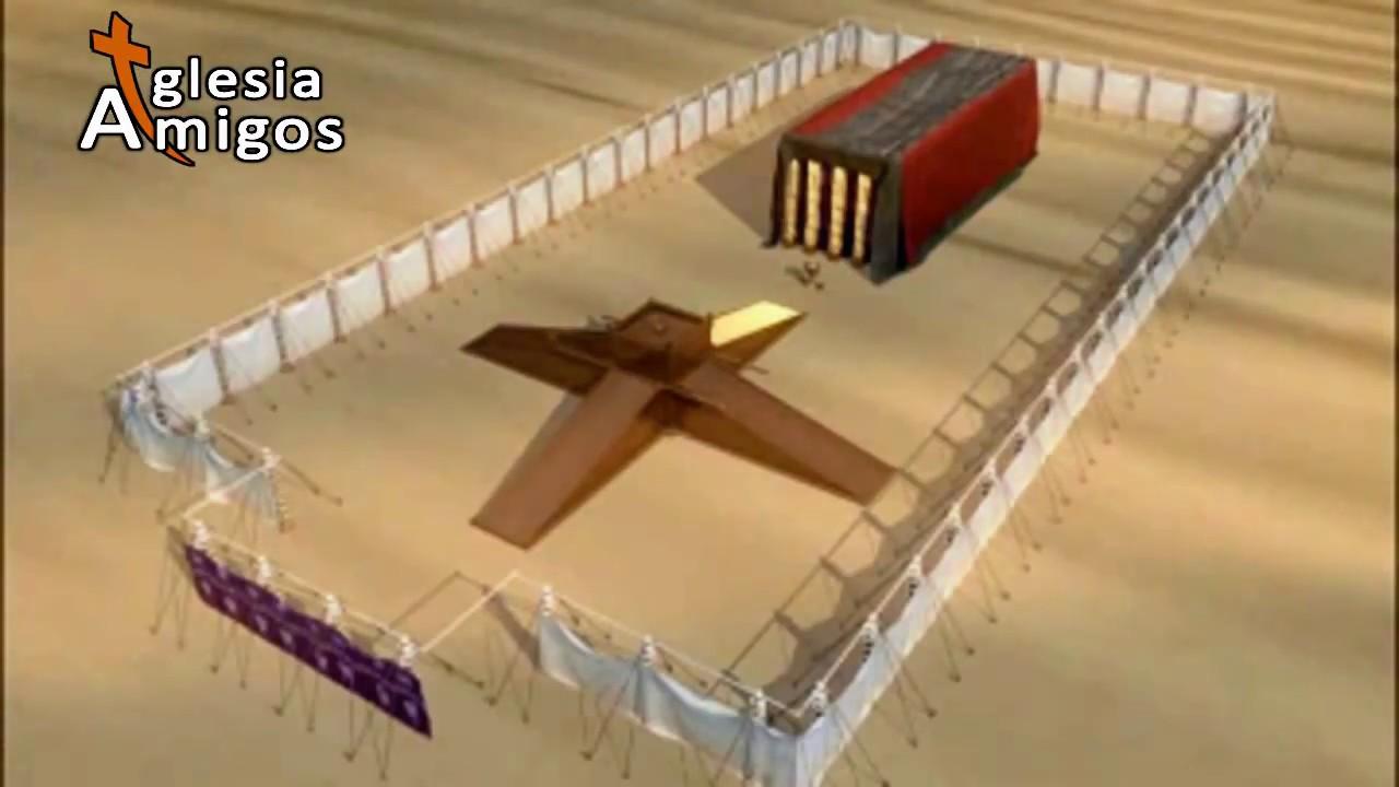 El Tabernáculo De Moisés Completo Iglesiamigos Youtube