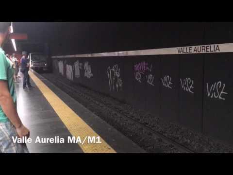 Rome Metro / Line A