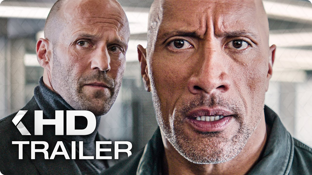 Download FAST & FURIOUS: Hobbs and Shaw Trailer German Deutsch (2019)