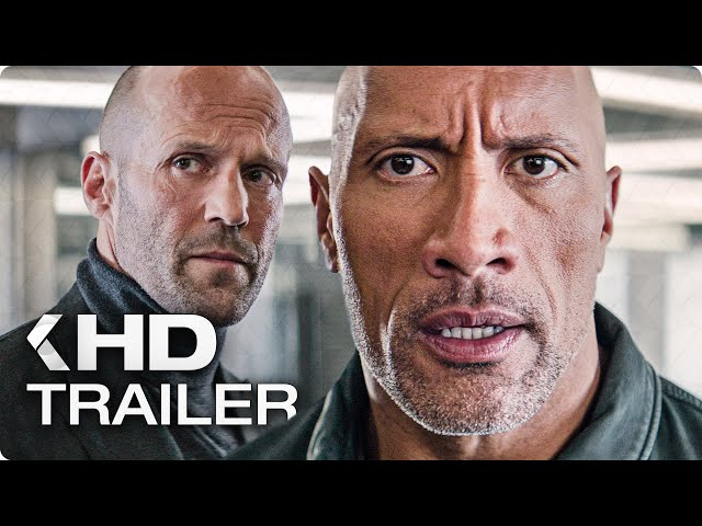 FAST & FURIOUS: Hobbs and Shaw Trailer German Deutsch (2019)