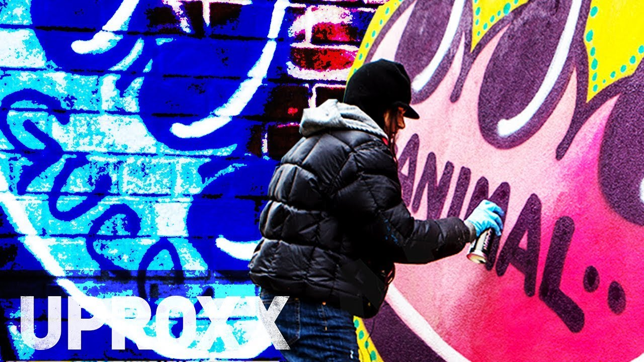 Claw This Graffiti Writer Became A Streetwear Icon