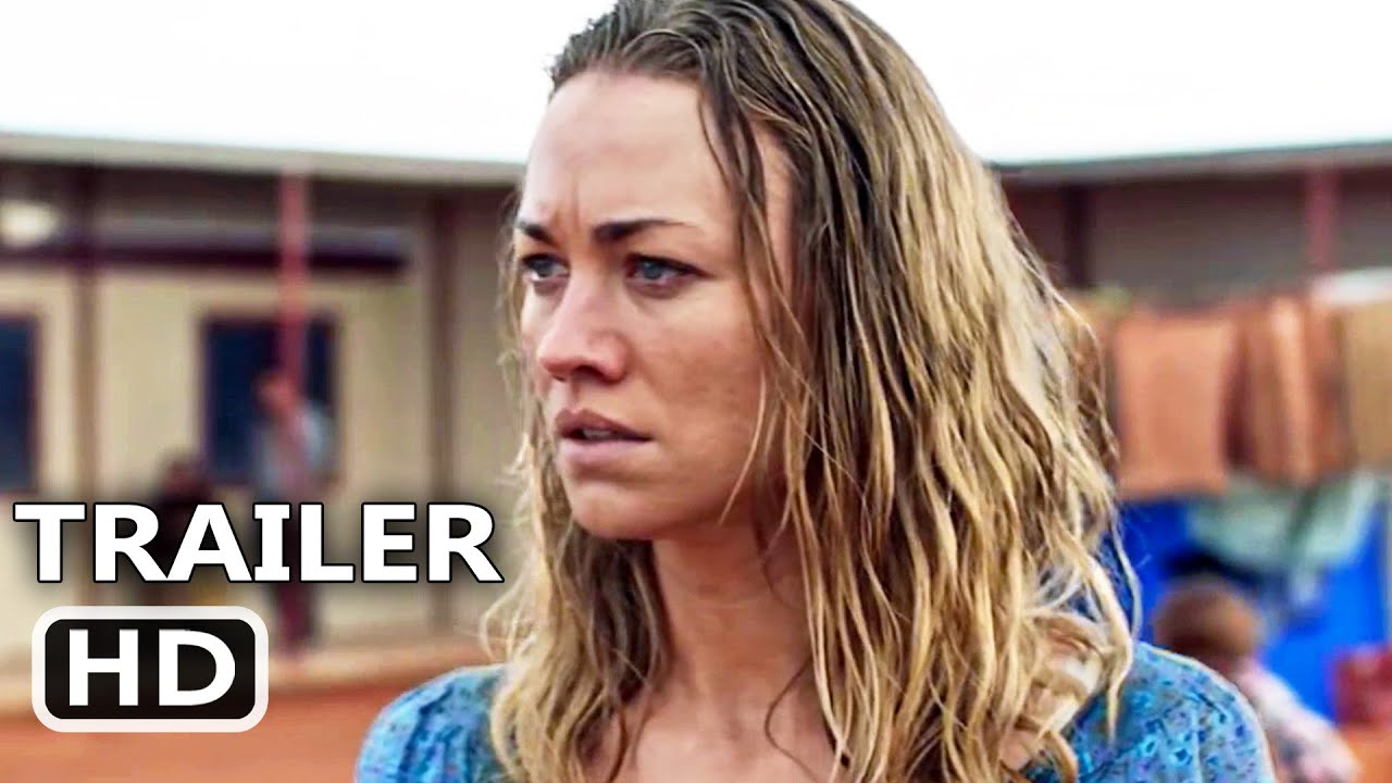 STATELESS Trailer (2020) Yvonne Strahovski, Netflix Drama Series