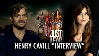 "Henry Cavill ""Interview"" COMEDY SKETCH"