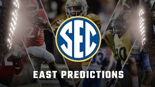 National experts predict who will win the SEC East in 2016