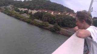 Bridge jumping currumbin pt2