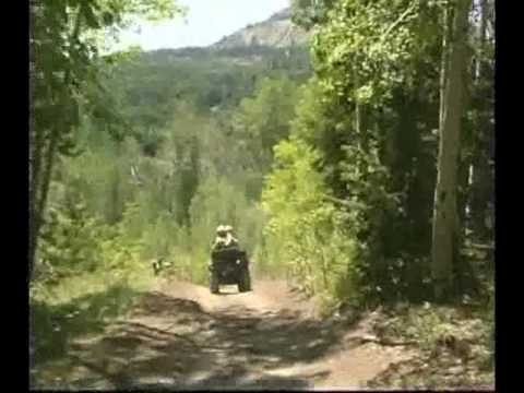 Side By Side Atv >> ATV Utah- Arapeen Trail - YouTube
