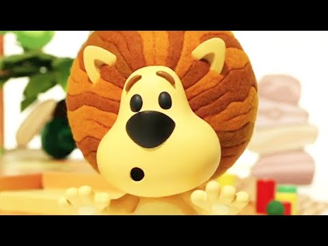 Raa Raa The Noisy Lion Official | Scritch Scratch | Full Episodes | Kids Cartoon | Videos For Kids