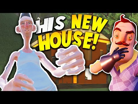 HELLO NEIGHBOR'S BROTHER HAS A NEW HOUSE!? STAN'S NEW GAME! | Hello Neighbor Mobile Rip off