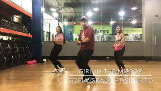 Girl in the Mirror | Sofia Grace ft Silento | Zumba® Fitness | by Kakashi