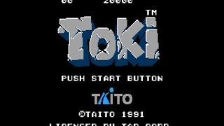 NES Longplay [529] Toki (a)