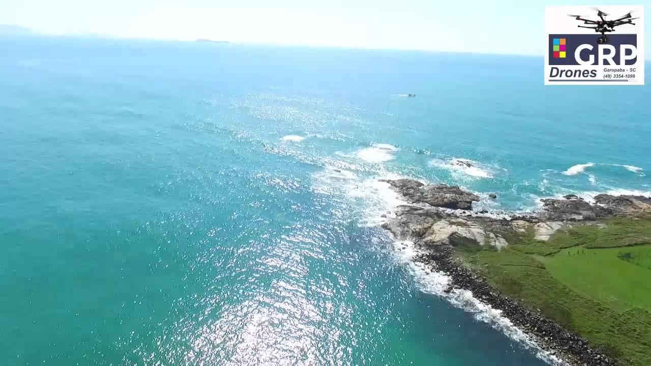 Praia da Vigia - Garopaba - SC - YouTube