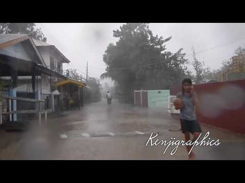 Biking: Heavy Downpour in Pangasinan (May 2016)