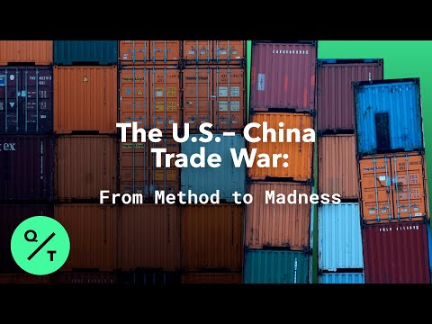 How Trump's Trade War Went From Method to Madness