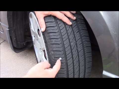 Where to fix a tire near me