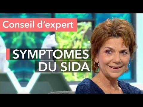 Sida : Quels Sont Les Symptômes Du VIH ?